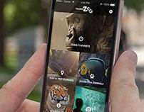 Zoo App Concept