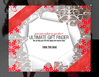 Roamans.com - Holiday Gift Finder