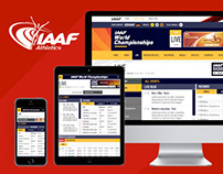 IAAF Live