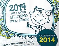 Calendario Scuola dell'infanzia V. Picca