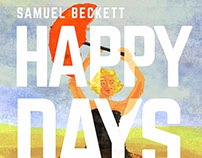 """Happy Days"", Beckett / Cover / Illustration / Tribute"