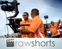 RawShorts.com Production Sizzle Reel