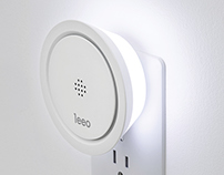LEEO Smart Alarm Nightlight