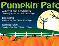2014 Pumpkin Patch Slide