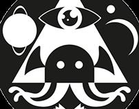 """Logos pour """"Prix Planète-SF des blogueurs"""""""