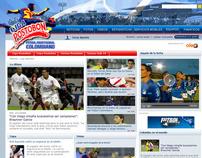 Liga Postobon - Web Site