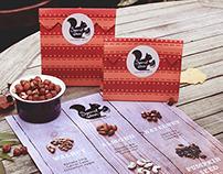 Squirrel Stash - Gourmet Nuts