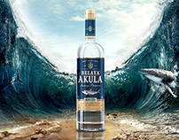 White Shark vodka