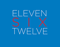 Eleven Six Twelve | Logo Development