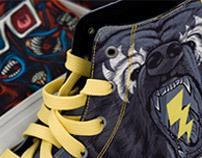 Custom Sneaker Scurdy