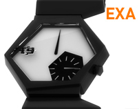 EXA Wristwatch