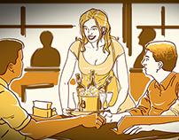 Storyboard: Ad Itaipava Brewery Company