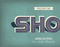 Vintage Graphic Styles for Illustrator #7