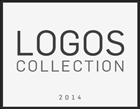 logos collection 2014 DHENNE LOUIS MARIE GRAPHIC DESIGN