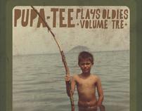 PUPA-TEE PLAYS OLDIES VOLUME TRE [Cover Artwork]