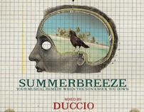 DUCCIO - SUMMERBREEZE MIX [Cover Artwork]