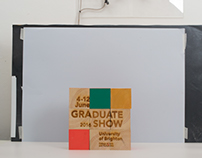 University of Brighton Graduate Degree Show 2016