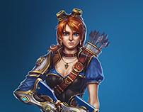 Crossbowwoman