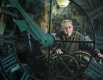 Dorian, clock repair.