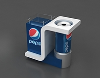 Pepsi Cinema branding
