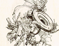 October Daily Sketches 2014
