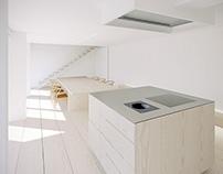 Kitchen concept (Pawson style)