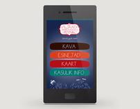 Viljandi Folk mobile app