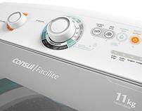 Consul Facilite | Washing Machine