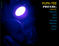PUPA-TEE - POLVERE [Cover Artwork]