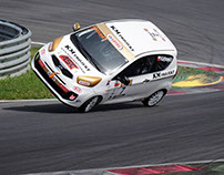 KIA Motor Race Eurospeedway Lausitzring.