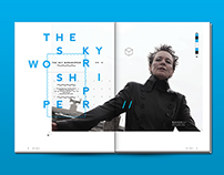 As If Magazine Issue 5 // Laurie Anderson Feature