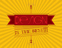 DESIGN is the BEST!!!!