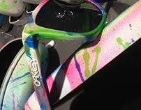 Oakley Tie Dye Collection