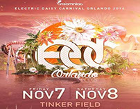 EDC - Orlando 2014