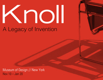 Knoll - A Legacy of Invention