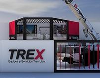 Stand Exhibition TREX