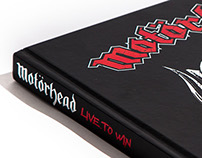 Motörhead- Live To Win book