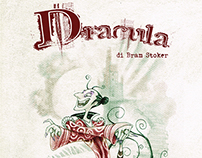 BOOK COVER - Dracula