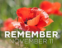 Barcelona Media Design / Remembrance Day