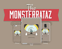The Monsterrataz: Mr. Zephaniah J. Monster