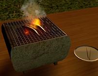 BBQ with the Yakuza