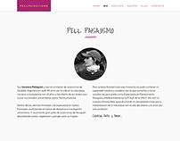 Pell Paisajismo website
