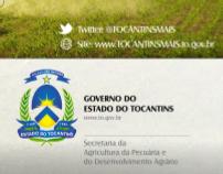 Governo do Tocantins - Tocantins é Mais Agricultura.