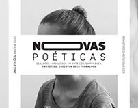 Novas Poéticas: Logotipo + Identidade Visual