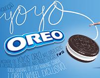 Promoção YO YO Oreo