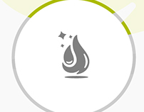 Healthy Drop Logo