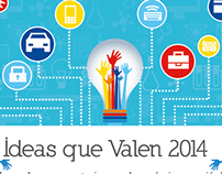 Ideas que valen 2014 - Constructora Conconcreto