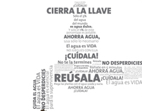 Agua Concurso Cartel Coca- Cola