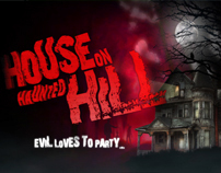 House on Haunted Hill Title