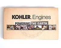 Kohler Engines : Powering The Earth